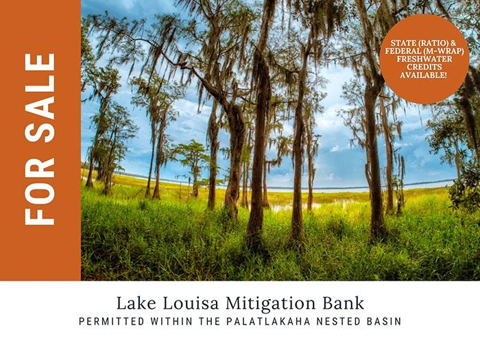 Lake Louisa Mitigation Bank